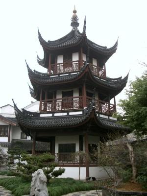 Šanghaj - Konfuciův chrám